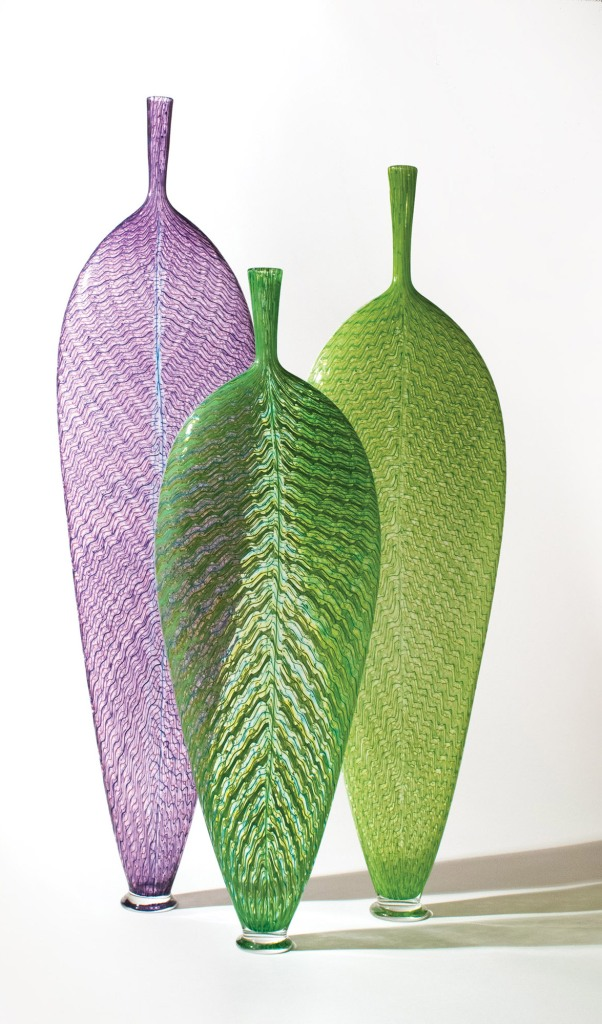 Marioni Leaf Vessel Grouping, 2016